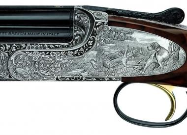 Engraving 803 - Left side
