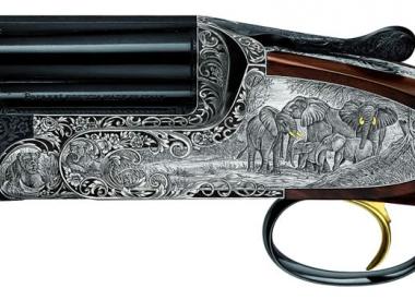 Engraving 831 - Left side