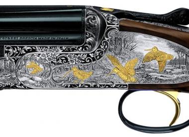 Engraving 851 - Left side