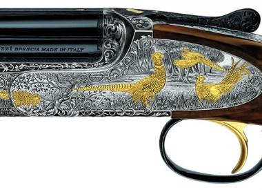Engraving 854 - Left side