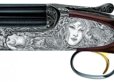Engraving 920 - Left side