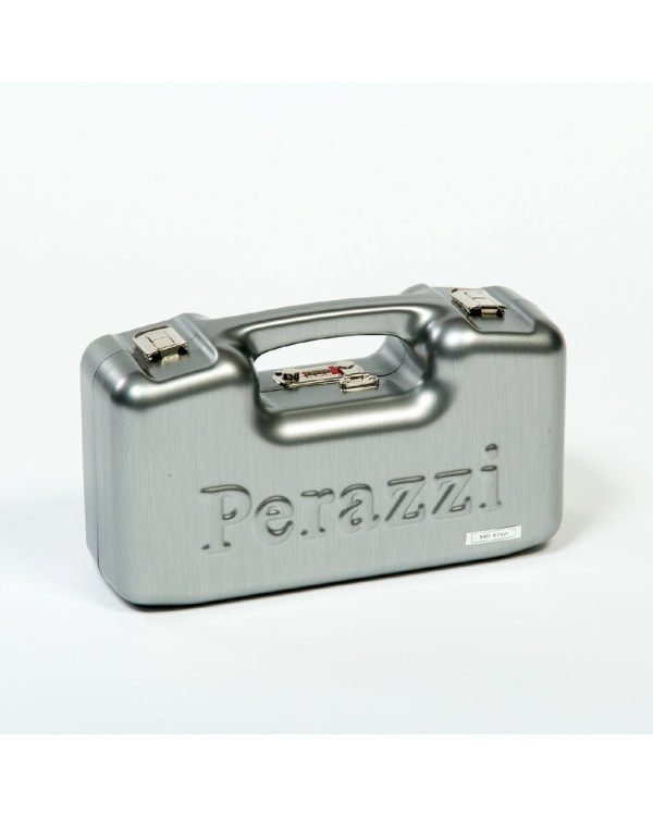 ABS shotshell case-holds 125 unit