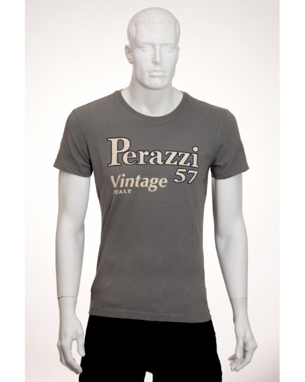 T-shirt Perazzi Vintage manica corta