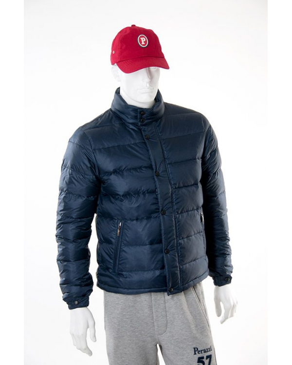 Winter padded bomber jacket