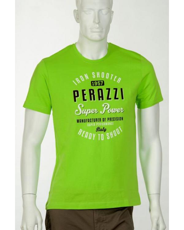 T-shirt Perazzi Super Power manica corta