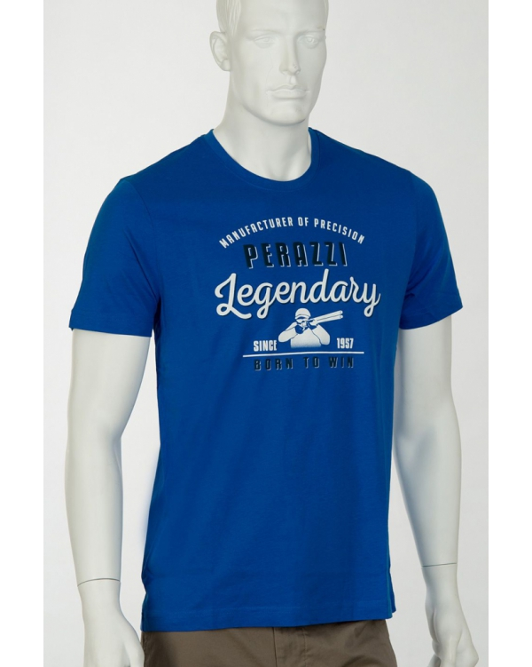 T-shirt Perazzi Legendary manica corta
