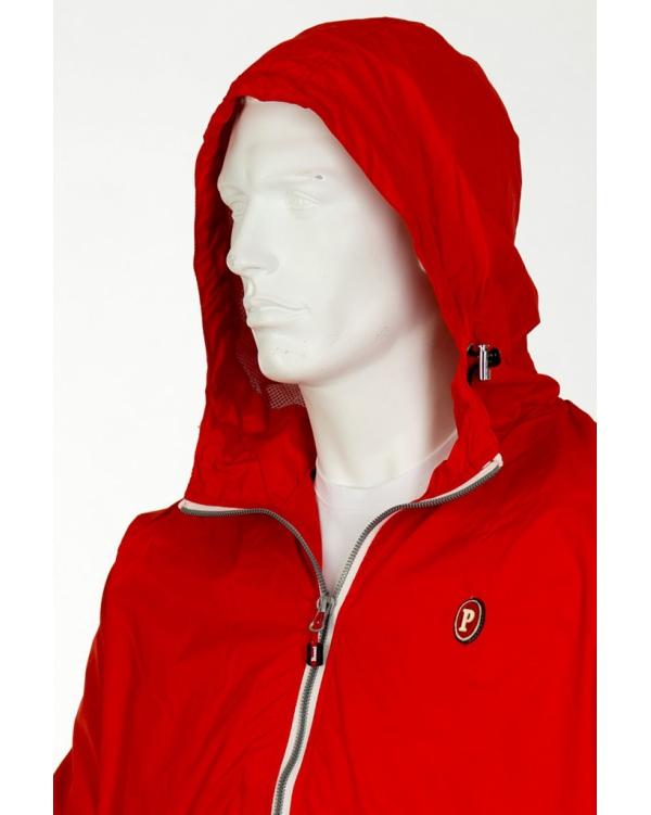 Hoodie windstopper jacket