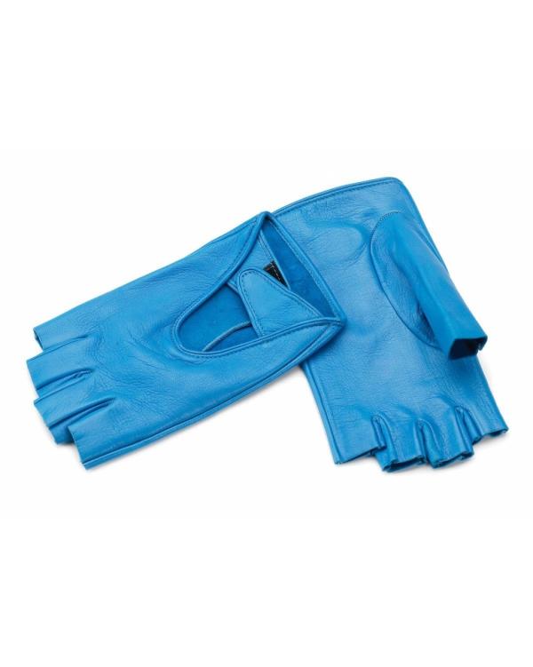 Half fingers shooting gloves