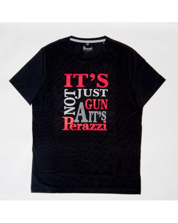 """T-shirt manica corta """"IT'S"""""""
