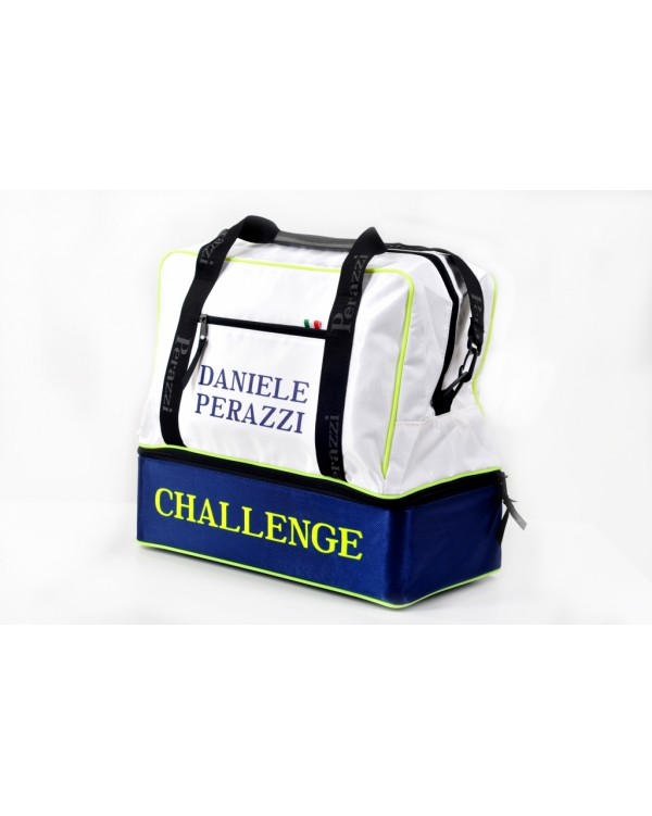 Double bottom Challenge bag